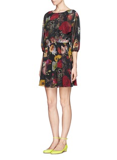 ALICE + OLIVIAAndie floral print dress