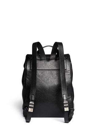 Back View - Click To Enlarge - Proenza Schouler - 'PS1' leather backpack