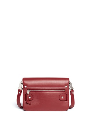 Back View - Click To Enlarge - Proenza Schouler - PS11 Mini Classic leather bag