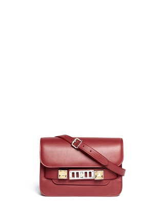 Main View - Click To Enlarge - Proenza Schouler - PS11 Mini Classic leather bag