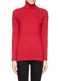 TORY BURCH'Evangeline' turtleneck sweater