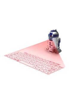 EPIC R2-D2 Laser Keyboard