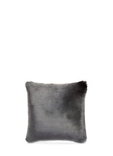 EtroVelair Moreau small faux fur cushion