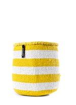 Kiondo medium stripe basket
