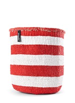 Kiondo large stripe basket