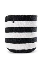 Kiondo large stripe basket