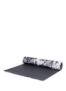 NO KA'OIAbstract print yoga mat