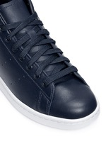 x HYKE 'AOH-001 HI' leather sneakers