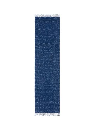 首图 - 点击放大 - DENHAM - 花纹流苏纯棉围巾