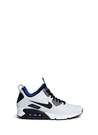 Main View - Click To Enlarge - Nike - 'Air Max 90 Mid Winter' polka dot print sneakers