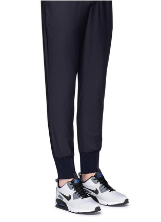 Nike-'Air Max 90 Mid Winter' polka dot print sneakers