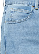 'Bismark' high rise cropped jeans
