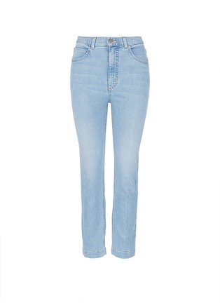 Main View - Click To Enlarge - Rachel Comey - 'Bismark' high rise cropped jeans