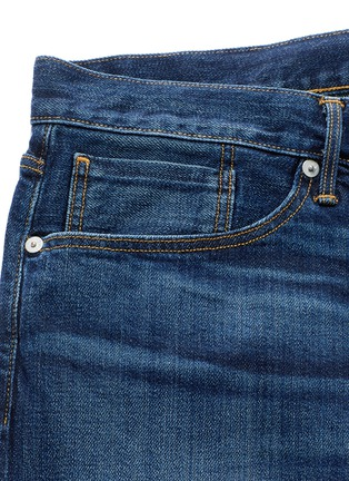 3x1 - 'M5' selvedge denim slim jeans