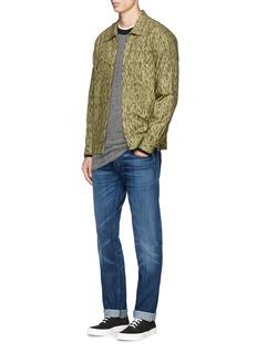 3x1'M5' selvedge denim slim jeans