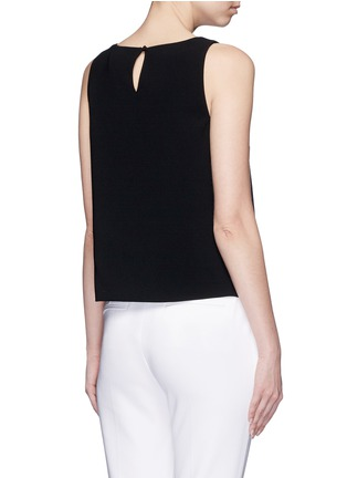 Theory - 'Mintorey' crepe sleeveless top