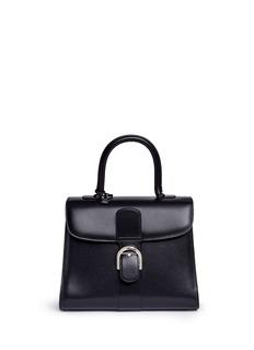 Delvaux'Brillant MM' box calf leather bag