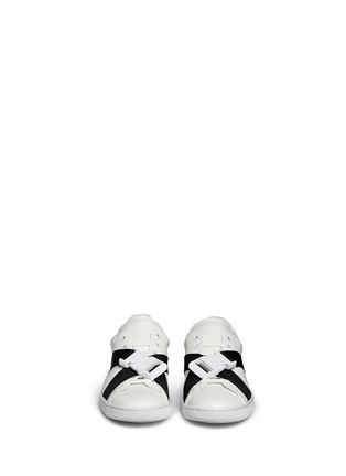 正面 -点击放大 - JOSHUA SANDERS - 交叉搭带低筒运动鞋