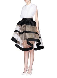 DELPOZOMesh insert crinoline skirt