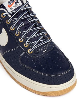 Detail View - Click To Enlarge - Nike - 'Air Force 1' leather sneakers