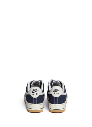 Back View - Click To Enlarge - Nike - 'Air Force 1' leather sneakers