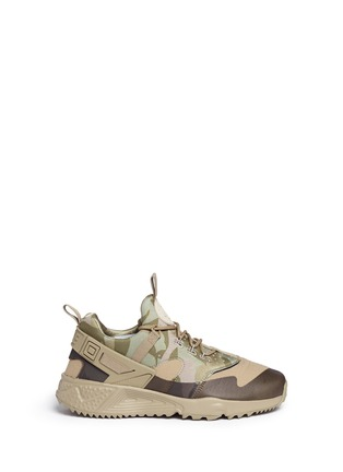 Main View - Click To Enlarge - Nike - 'Nike Air Huarache Utility' camouflage print sneakers