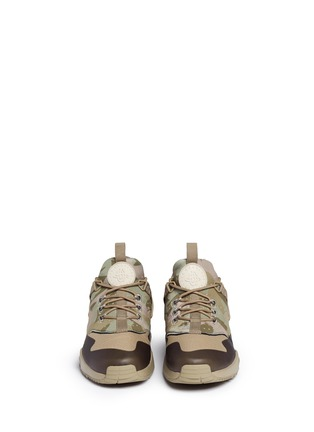 Figure View - Click To Enlarge - Nike - 'Nike Air Huarache Utility' camouflage print sneakers