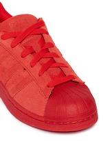 'Superstar' suede sneakers