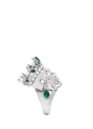 Alexander McQueen-Royal skull ring