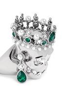 Royal skull ring