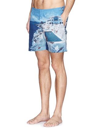 Front View - Click To Enlarge - Orlebar Brown - 'Bulldog' swim shorts