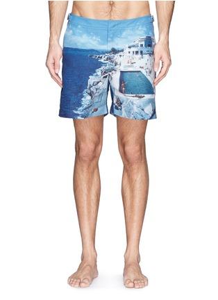 Main View - Click To Enlarge - Orlebar Brown - 'Bulldog' swim shorts