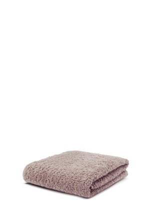 Abyss - Super Pile reversible hand towel - Shell