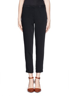 ELIZABETH AND JAMES 'Harlow' roll cuff pants