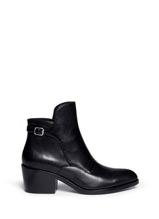 ALEXANDER WANG  'Cara' leather ankle boots