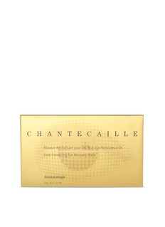 Chantecaille Gold Energizing Eye Recovery Mask 8-pair pack