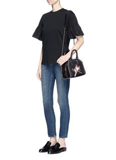 VICTORIA, VICTORIA BECKHAMMid waist slim fit jeans