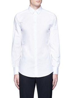 Dolce & Gabbana'Gold' slim fit cotton shirt