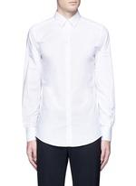'Gold' slim fit cotton shirt