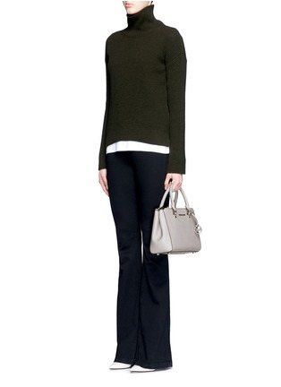 - Michael Kors - 'Sutton' small saffiano leather satchel