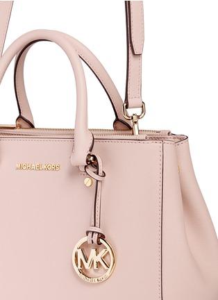 Michael Kors-'Sutton' medium saffiano leather satchel