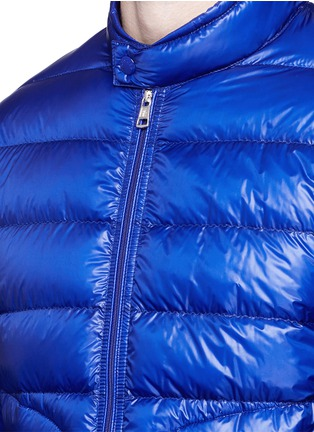 Moncler - 'Acorus' quilted down jacket