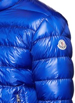 'Acorus' quilted down jacket