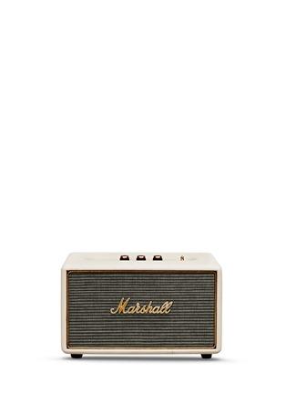Marshall-Acton wireless speaker