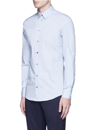 Dolce & Gabbana - 'Gold' slim fit cotton shirt