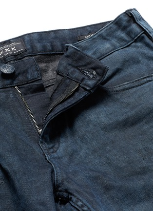 - Scotch & Soda - 'Lot 22 The Skim' vintage stone wash jeans
