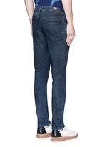 'Lot 22 The Skim' vintage stone wash jeans