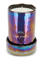 Oil large scented candle