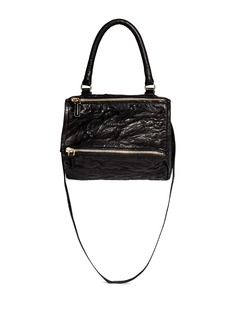 GIVENCHY 'Pandora' small crinkle leather bag