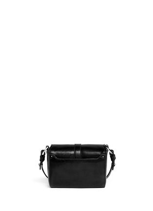 Back View - Click To Enlarge - Givenchy - 'Obsedia' leather crossbody bag